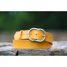 Dámský žlutý opasek